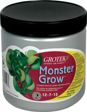 Monster Grow (12-7-15) - 500g - Free Freight