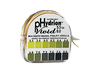 Hydrion pH Paper GWP25