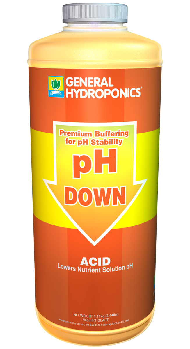 GH pH Down - Quart
