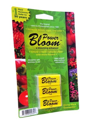 Plantastic Products - Powerbloom - Triple Pack - Free Shipping